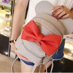 mickey mini mouse backpack shoulder bag